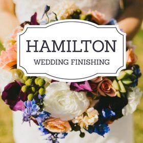 Hamilton Wedding Finishing