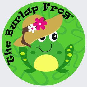 The Burlap Frog™