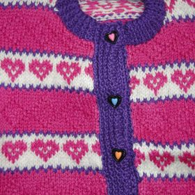 Freelance Hand Knitter / Crocheter / Sewer by Janeddie