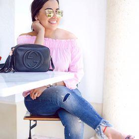 Astrid Armijos   Fashion  and Lifestyle Blogger