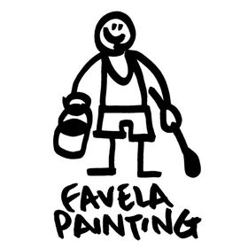 Favela Painting by Haas&Hahn