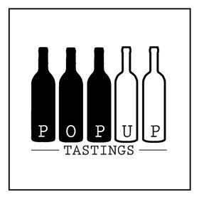 Pop Up tastings