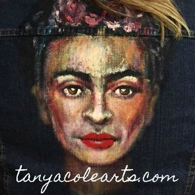 Tanya Cole Artist/Art Mentor/Therapist~ Tanya Cole Arts