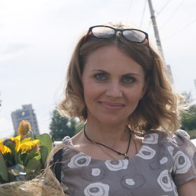 Елена Колесова