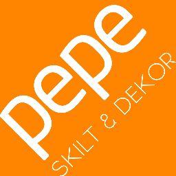 PePe Skilt og Dekor AS