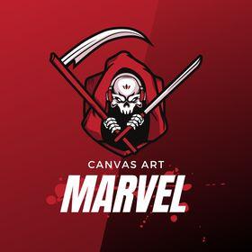 Marvel Canvas Art