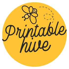 Printablehive | Planners, Cards, Wallarts, Party and Wedding Supplies