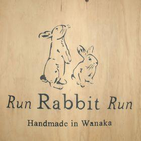 Run Rabbit Run - Children's Bed Linen