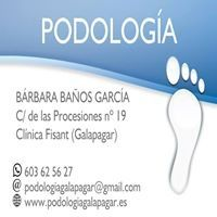 Clínica Fisant Podología Galapagar