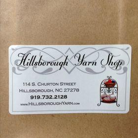 Hillsborough Yarn Shop