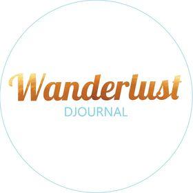Wanderlust Djournal