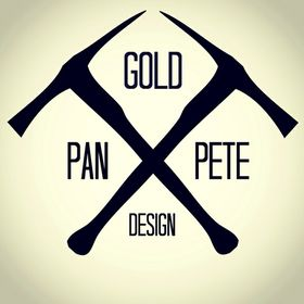 Gold Pan Pete Jewellery Design