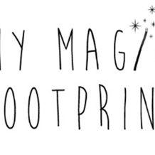 My Magic Footprint Baby Fussabdruck Sets