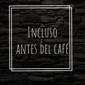 Incluso antes del café 🍃