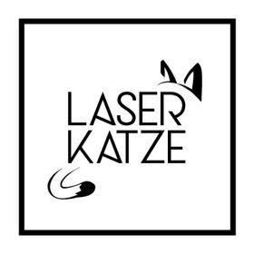 Laserkatze