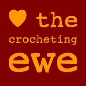 the crocheting ewe