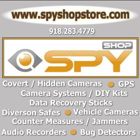Spy Shop Store