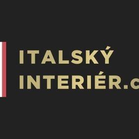Italský interiér