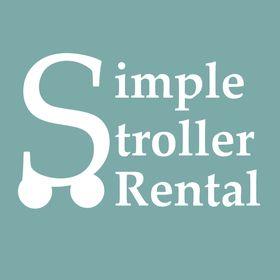 Simple Stroller Rental - Disney World Stroller Rental and Sales