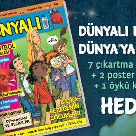 Dünyalı Dergi