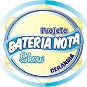 Bateria Nota Show
