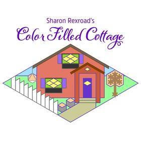 Color Filled Cottage