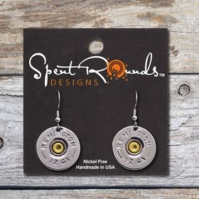 Spent Rounds Designs™ Shotgun Shell Jewelry
