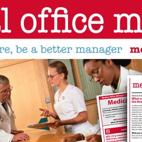 Medical Office Manager Medofficemgr On Pinterest