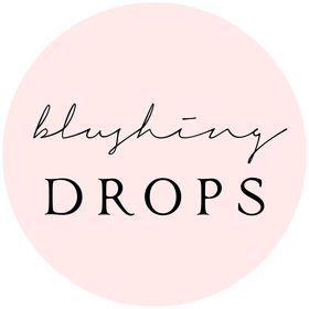 BlushingDrops | Custom Wedding Backdrops