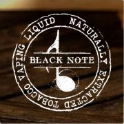 Black Note Vaping Liquid