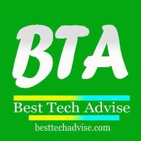 Best Tech Advise