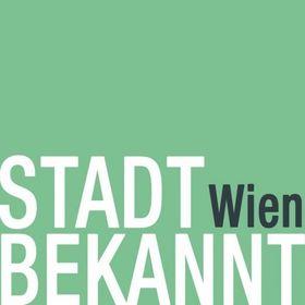 STADTBEKANNT Wien