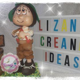 Lizanfe Creando Ideas ☆