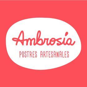 Ambrosía * Postres Artesanales