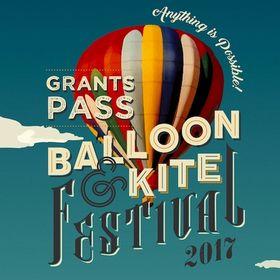 Grants Pass Balloon and Kite Festival
