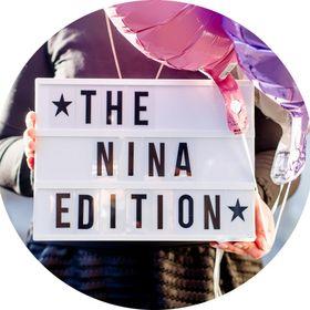 The Nina Edition - Lifestyle, DIY, Reisen, Rezepte, Interieur
