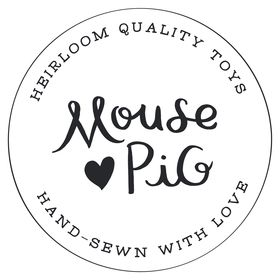 Mouse Loves Pig || Screen Free toys for imaginative play