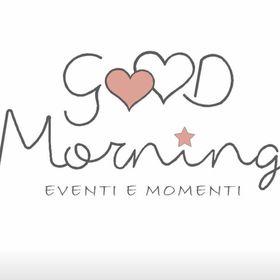 GoodMorning EventieMomenti