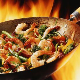 Rántott hús wokban
