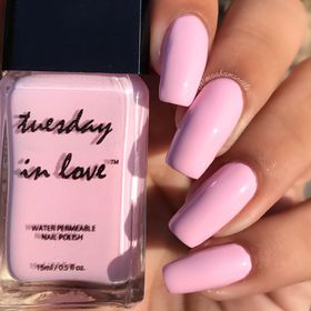 Tuesday in Love Halal Nail Polish & Cosmetics