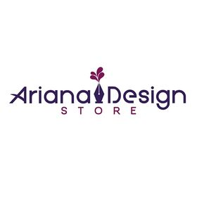 Ariana Design Store | Printable Party Supplies and Invitations