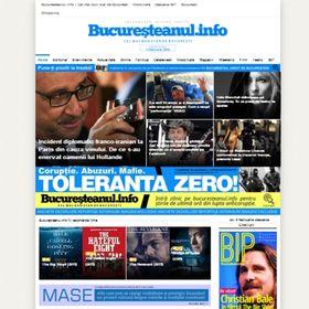 Bucuresteanul Cel mai bun ziar de Bucuresti