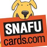 Snafu Designs Greeting Cards
