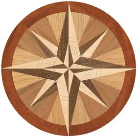 The Hardwood Floor Medallion Store