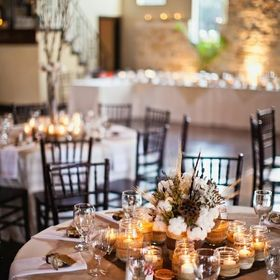 Lovely Romantic Wedding Receptions