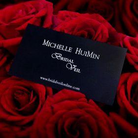 Bridal Veil Michelle HuiMin
