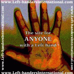 Left-handers International