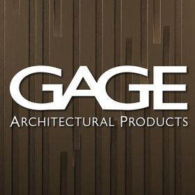 Gage Architectural Products