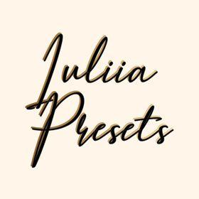 IuliiaPresets