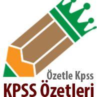 Kpss Özetleri